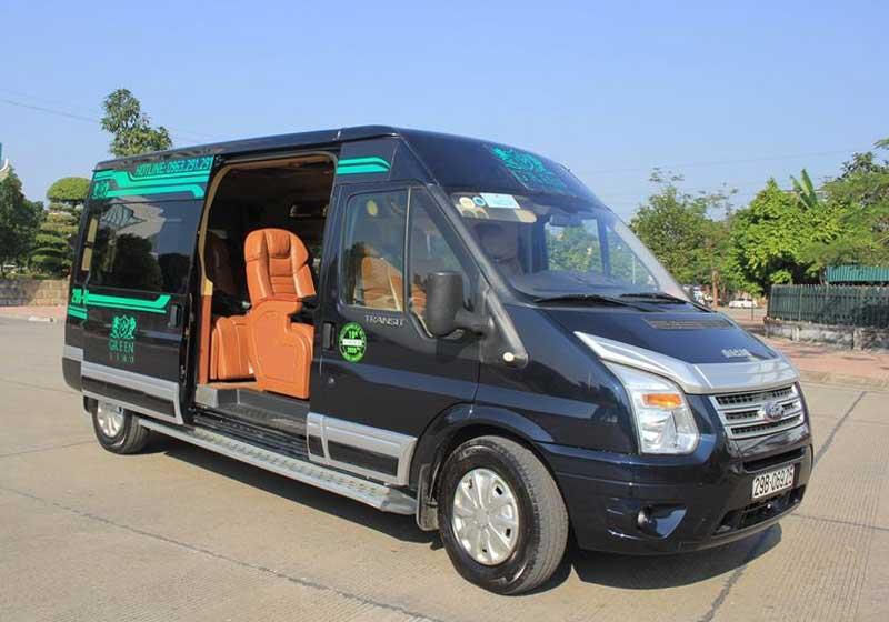 Xe Limousine đi Tam Đảo